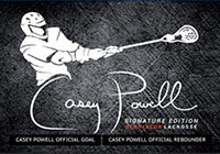Casey Powell Signature Model-available at Gladiator Lacrosse