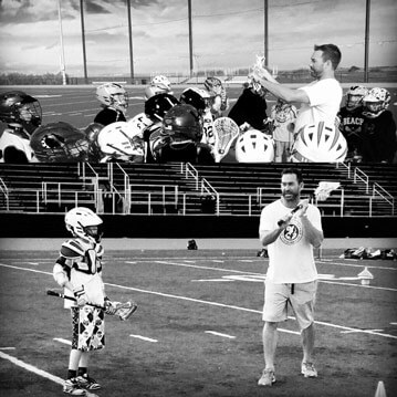 Attend a Casey Powell Lacrosse Clinic