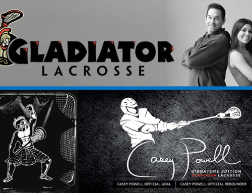 Gladiator Lacrosse Founder on Shark Tank